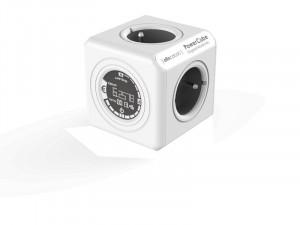 allocacoc PowerCube Monitor Original Multiprise avec indicateur consommation ALIACC0015-20