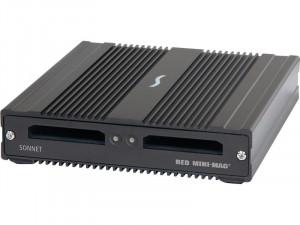 Sonnet SF3-2RMM Lecteur de cartes RED MINI-MAG Thunderbolt 3 LECSON0008-20