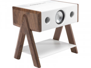 La Boite concept Cube Corian Series Enceinte acoustique sans fil Bluetooth 4.0 HAULBC0033-20