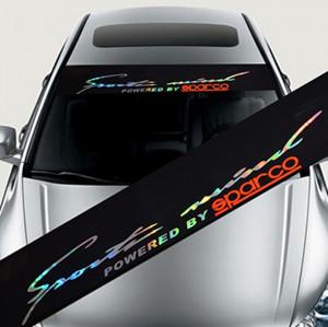 Autocollants colorés de décoration réfléchissante autocollants de voiture style autocollant avant autocollant CA77751333-20