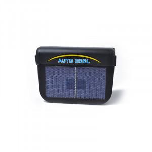 Ventilateur d'extraction d'air à énergie solaire pour voiture Ventilateurs de refroidissement à économie d'énergie, usage universel CV76211180-20