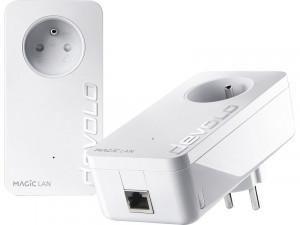 Devolo Magic 2 LAN Starter Kit 2x CPL Ethernet 2400 Mbit/s ENTDEV0078-20