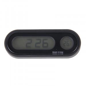 Thermomètre à température numérique multifonction Horloge Moniteur LCD Indicateur de détecteur de batterie Affichage ST2592-20