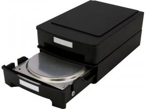 """Storeva HDD Box Boîtier de rangement antistatique pour disque dur 3,5"""" BOISRV0021-20"""