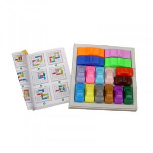Percée des jouets pour enfants dans la course intellectuelle, Taille: 14,5 * 14,5 cm SH00791991-20