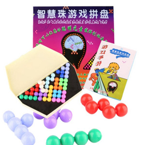 Enfants Drôle Parenting Puzzle Jouet Cleverness Bauble Plateau De Jeu SH00801055-20