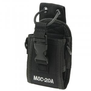 MSC20A étui de transport en nylon universel avec étui pour talkie-walkie SM2587914-20