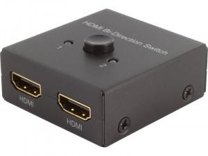 Switch HDMI 4K Bidirectionnel (2 entrées, 1 sortie ou 1 entrée, 2 sorties) HDMMWY0087-20