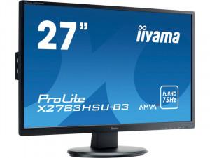 """IIYAMA ProLite X2783HSU-B3 LED 27"""" Full HD VGA, DisplayPort, HDMI, Hub USB LCDIIY0009-20"""
