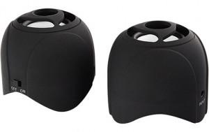 Novodio WattBomb Air Noir Enceinte portable Bluetooth avec batterie intégrée HAUNVO0039-20