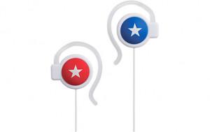 Mix-style M004 Star US Écouteurs oreillettes MICMIX0027-20
