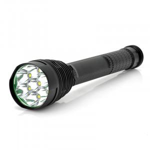 Lampe torche 7x LED CREE XM-L T6 2100 lumens / 5 modes / Etanche IPx6 C72372-20