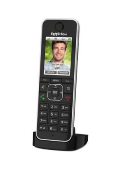 AVM Fritz!Fon C6 noir Téléphone IP sans fil 638178-20