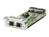 HPE Aruba Network stacking module 2 for HPE Aruba 2930M 24 Smart Rate POE+ 1-Slot XP2246489R4135-20