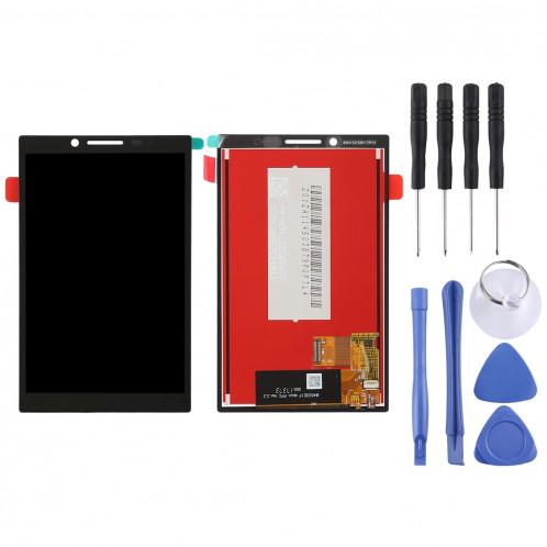 Ecran LCD et ensemble de numérisation complet pour BlackBerry KEY 2 LE (Noir) KEY2LEBBE1001-06