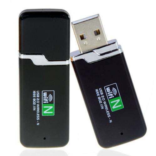 Clé / Dongle USB Wifi 802.11N 300 Mbit/s Garantie 12 mois CUSBWIFI80211N02-04