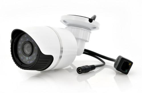 Système de surveillance 8 canaux 1080p/960p/720p Network Video Recorder System / Cloud P2P / E-SATA Port / 8 caméras IP 720p / ONVIF Support C83874-05