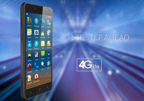 SISWOO C50 Smartphone Android 5.0 / Dual SIM 4G / CPU 64bits Quad Core / Écran 5 pouces 720p OGS / Smart Wake / Fonction IR / Noir CS7670-02