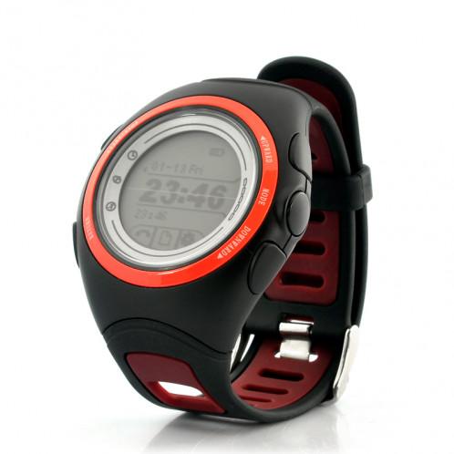 Montre bracelet, moniteur cardiaque, Bluetooth, Affichage des appels entrant MBMCBA01-31