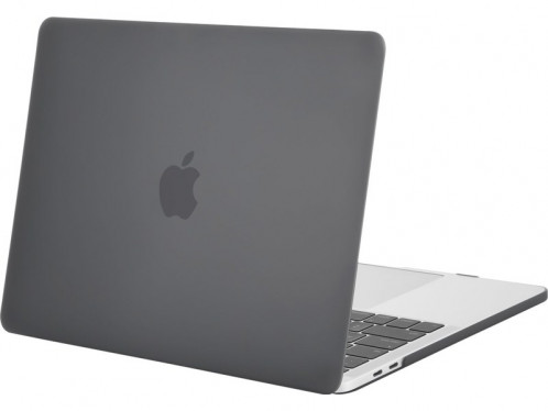 "Novodio MacBook Case pour MacBook Pro 16"" Touch Bar Coque anthracite MBKNVO0048-34"
