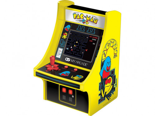 MyArcade Micro Player Pac-Man Borne d'arcade de poche ACDDGR0003-34