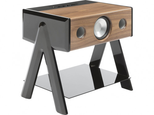 La Boite concept Cube Woody Enceinte acoustique sans fil Bluetooth 4.0 HAULBC0032-35