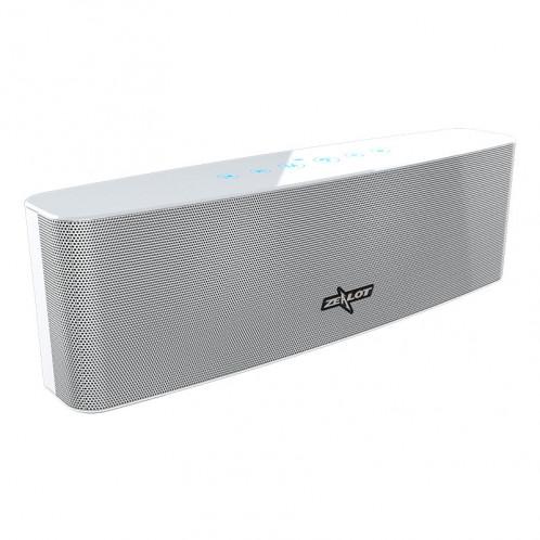 ZEALOT S12 Portable Sound Box Enceinte puissante sans fil avec subwoofer puissant avec microphone Blanc C59631568-317