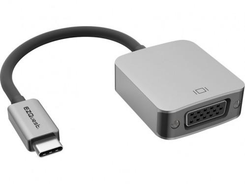 EZQuest Adaptateur USB-C vers VGA X40013 ADPEZQ0016-34