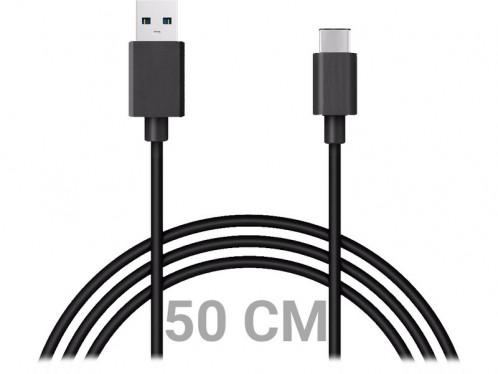 Câble USB-A vers USB-C 50 cm (Mâle / Mâle) USB 3.0 5 Gbit/s CABMWY0096-32