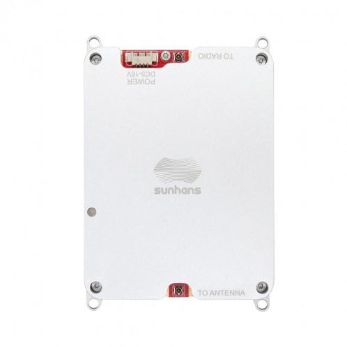 Sunhans eSunRC Booster de signal Wifi dual band 4000mW 2.4GHz&5.8GHz pour drone SHRC5824G4W-39