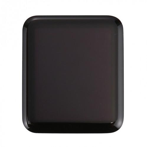 iPartsAcheter pour Apple Watch 7000 Series 38mm écran LCD + écran tactile Digitizer Assemblée (Saphir matériel) (Noir) SI505B413-35