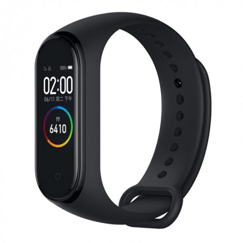 Bracelet intelligent d'origine Xiaomi Mi Smart Band 4 édition internationale, écran couleur AMOLED de 0,95 pouces, nage étanche à 50 m, prise en charge de la surveillance de la santé / surveillance des SX699B1188-316