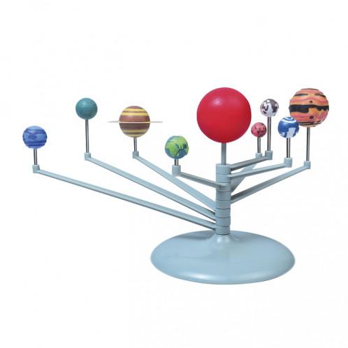 Modèle de bureau de bricolage décoration système solaire planétarium SH01131446-34