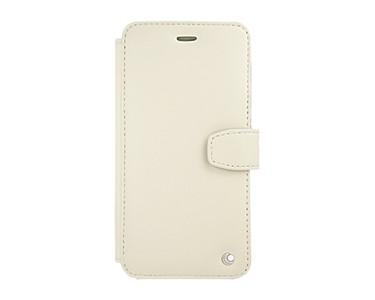 Noreve Tradition B Blanc Étui cuir avec porte-cartes pour iPhone 6 / 6s IP6NOR0002-30