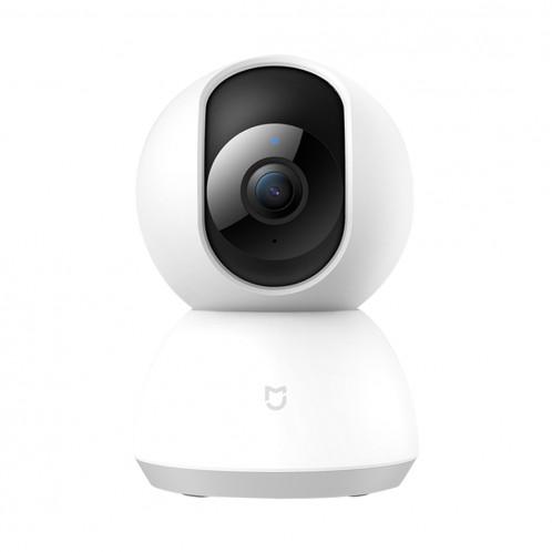 Caméra IP intelligente d'origine Xiaomi MIJIA Xiaobai Édition améliorée 1080P HD Angle de vue de 360 degrés, prise en charge de la détection de mouvement AI et de la vision infrarouge et d'une carte micro SD (64 SX121W577-312