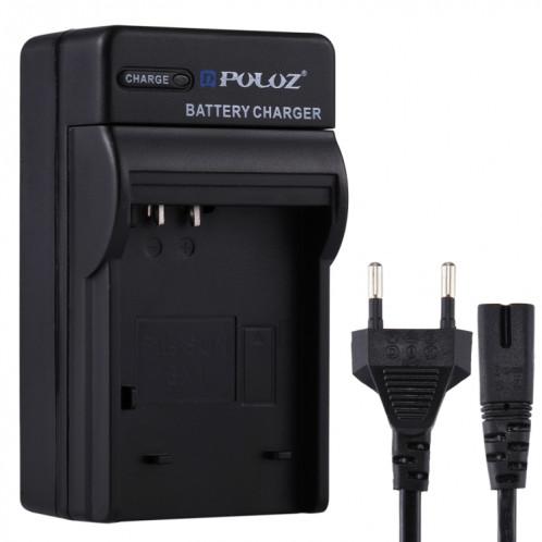 Chargeur de batterie PULUZ EU Plug avec câble pour batterie Canon NB-6L SH2225396-35
