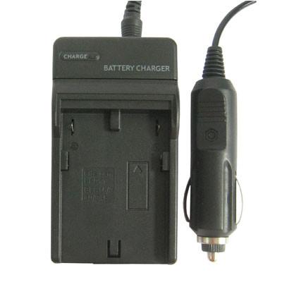 Chargeur de batterie appareil photo numérique pour CANON BP911 / 915/930/945 (Noir) SH01131381-37