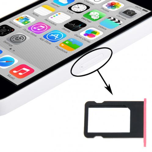 Titulaire de plateau de carte SIM pour iPhone 5C (rose) ST325F471-33