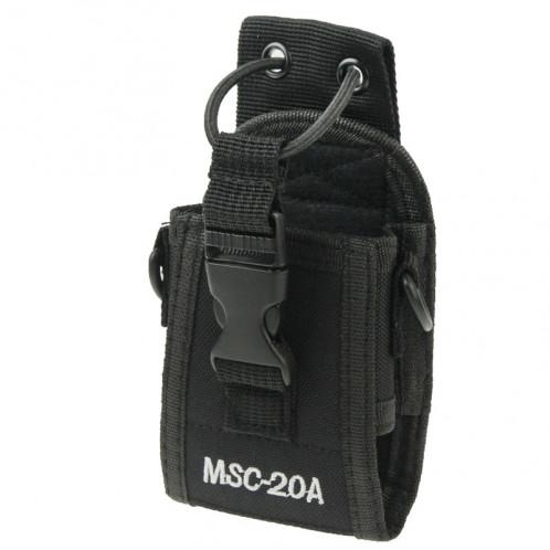 MSC20A étui de transport en nylon universel avec étui pour talkie-walkie SM2587914-36
