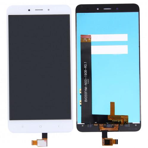 iPartsBuy Xiaomi Redmi Note 4 écran LCD + écran tactile Digitizer Assemblée (blanc) SI840W478-36