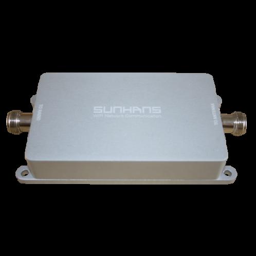 Sunhans Booster de signal Wifi 2.4 GHz intérieur 10W SH24GI10W-31