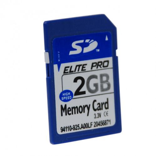 Carte SD 2GB CSD2GB01-31
