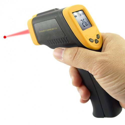 Thermomètre infrarouge numérique-50 à 380°c TMMDG01-34