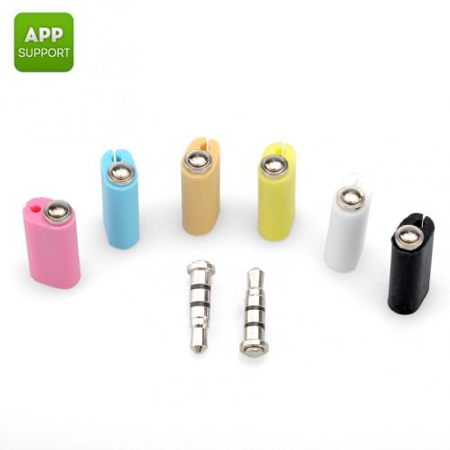 Wisdom 360 Android Smart Key 6 Smart Keys Android colorées / Android 4.0 / Jack 3.5mm / Facile à transporter CW8534-31