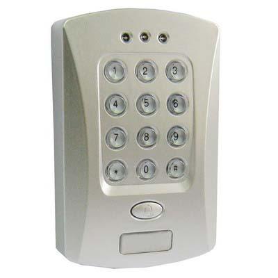 Digicode contrôle d'accès porte DCAP01-32