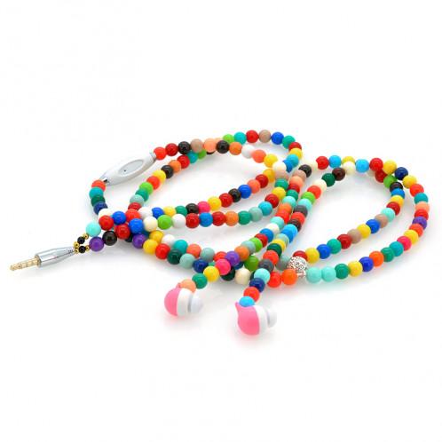 Écouteurs collier Microphone / Cordon d'extension écouteurs / Multi-couleur CN7866-31