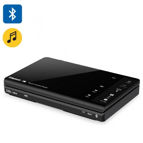 FREE-D Ditto Mini enceinte a resonance / Bluetooth 3.0 / Slot Micro SD / Controles tactiles / Telecommande CF8219-31