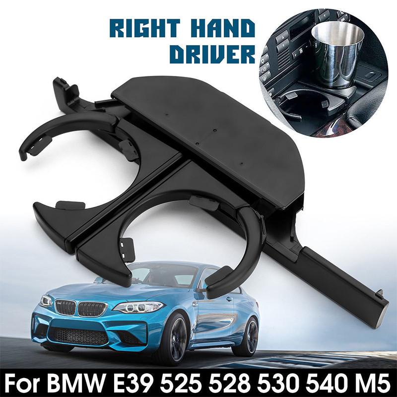 Avant Porte-gobelet pour main droite disque voiture de BMW Série 5 E39 51168190206