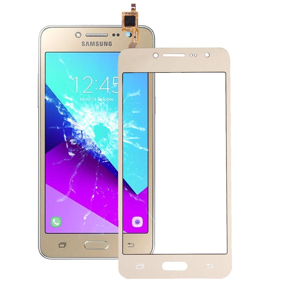 IPartsAcheter Pour Samsung Galaxy J2 Prime G532 Numeriseur Ecran Tactile Assemblee Gold SI30JL168
