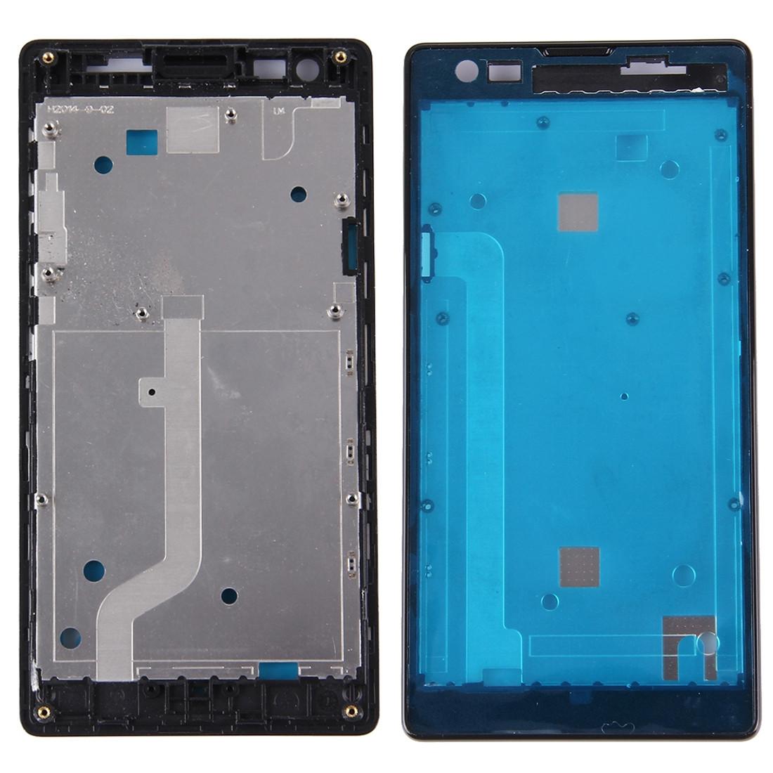 Ipartsbuy Xiaomi Redmi Version 3g Avant Logement Lcd Cadre Bezel Noir Si752b559